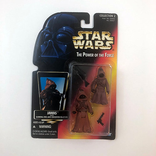 Star Wars The Power of the Force Jawas