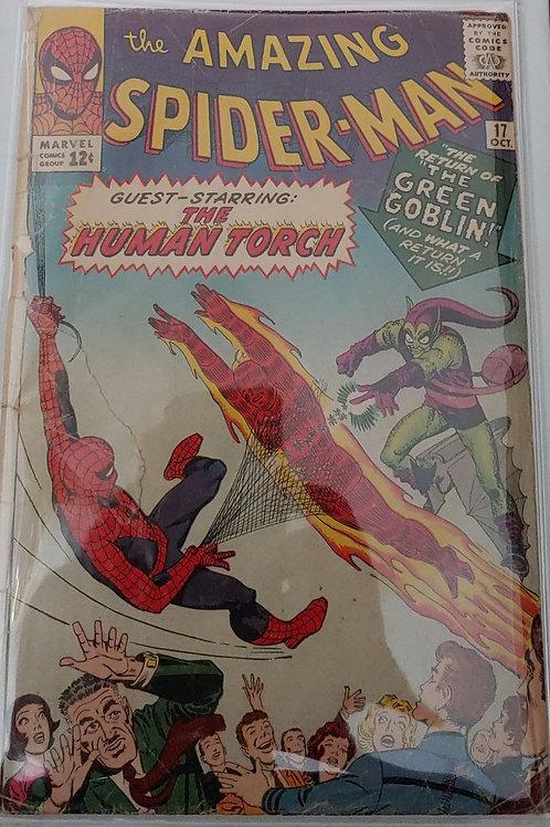 Amazing Spider-man 17--2nd Goblin