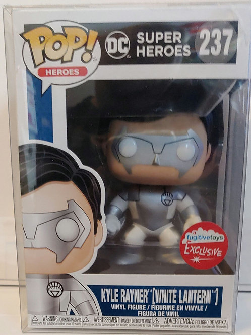 Kyle Rayner White Lantern convention exclusive