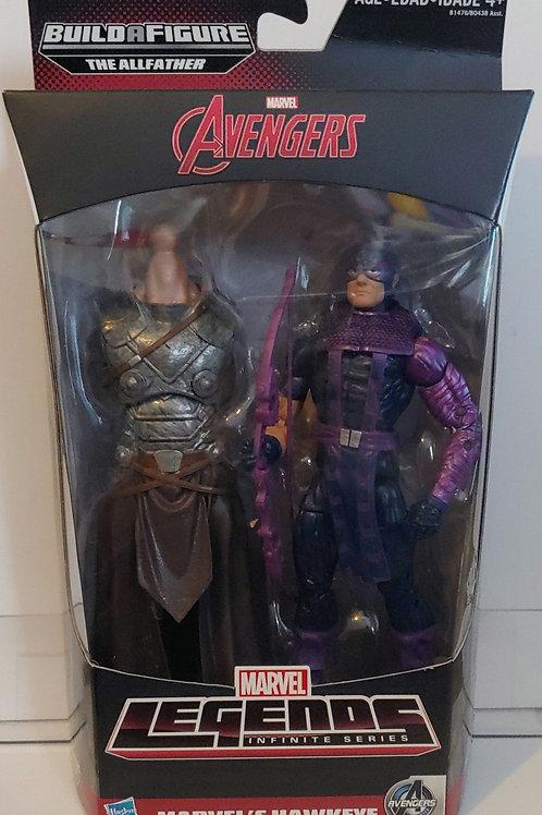 Marvel Legends Hawkeye
