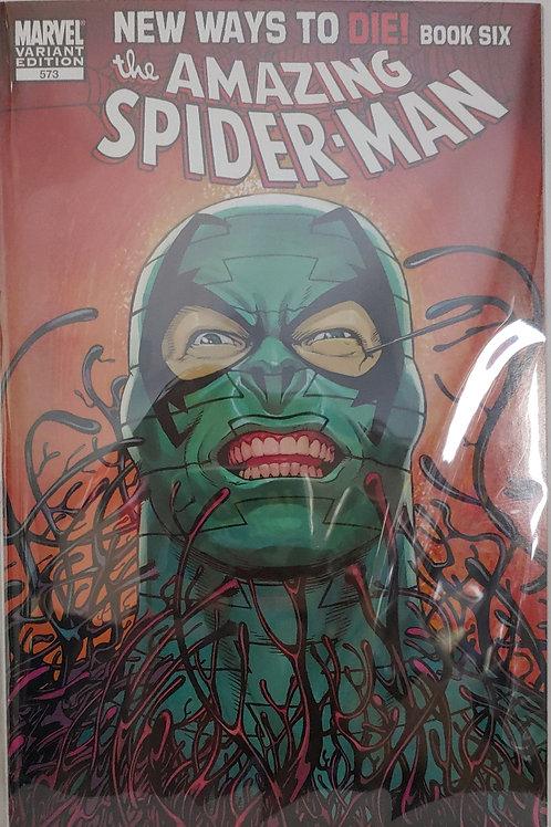 Amazing Spider-man #573-variant