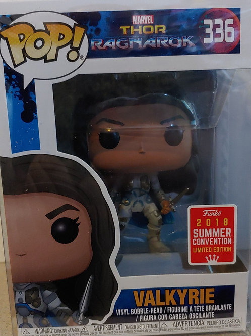 Valkyrie SDCC exclusive Pop