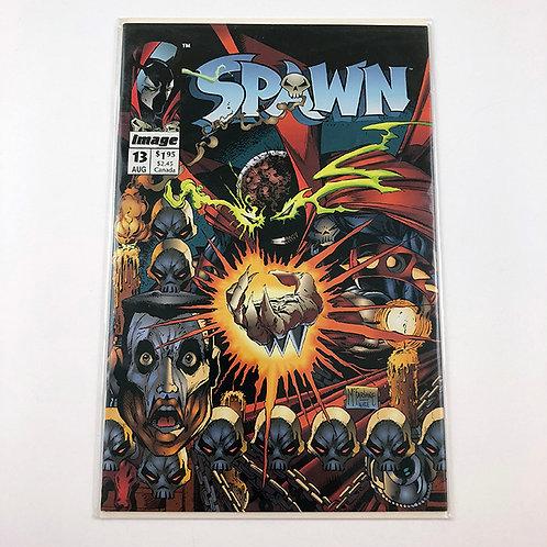 Spawn  13