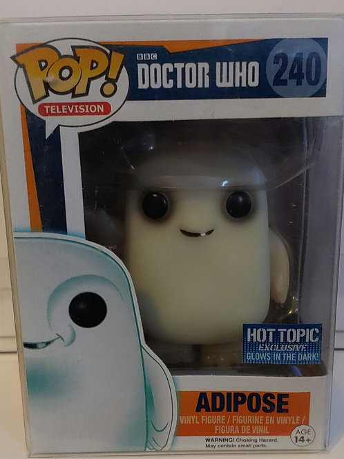 Dr. Who GITD Adipose--Hot Topic exclusive
