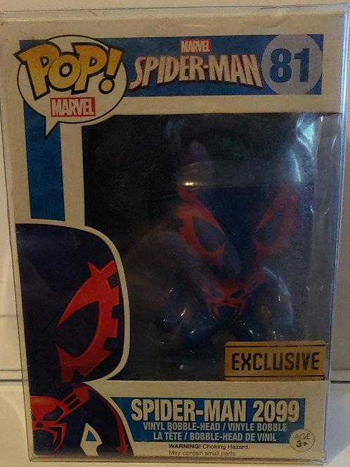 Funko Spider-man 2099 Walgreen's exclusive pop