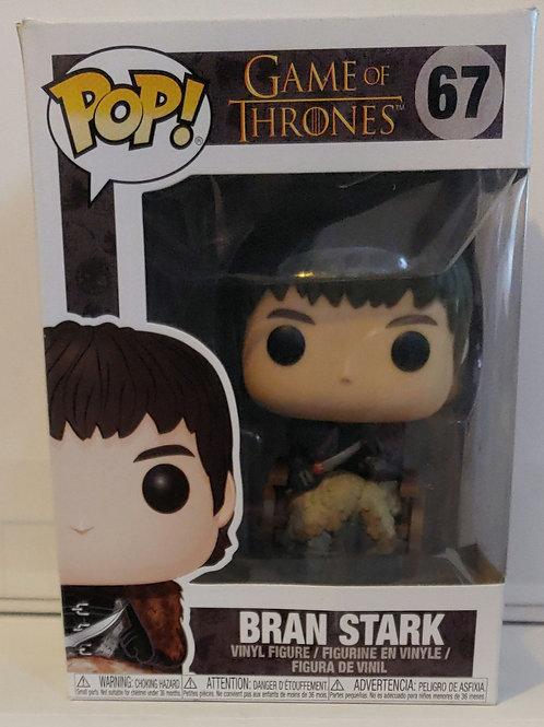 Game of Thrones Bran Stark in wheelchair