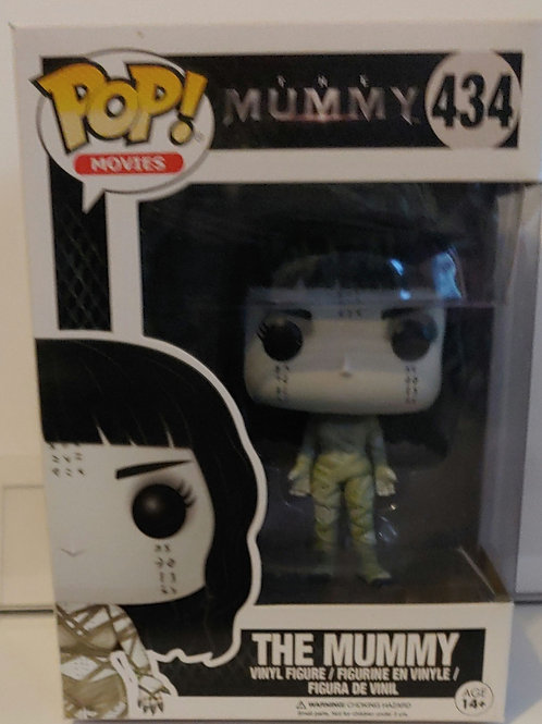 The Mummy pop