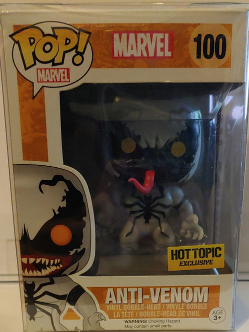 Funko Anti-Venom Hot Topic exclusive