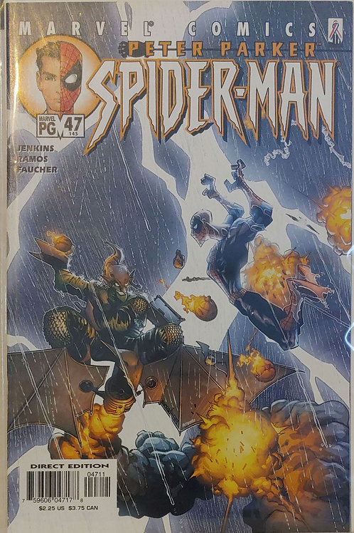 Peter Parker Spider-man #47(145)-VF