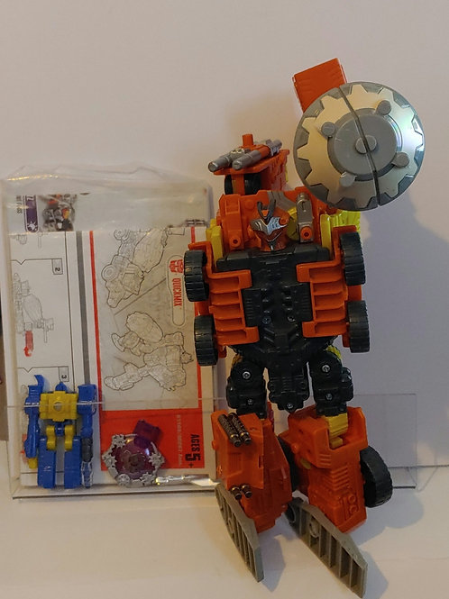 Transformers Cybertron Quickmix