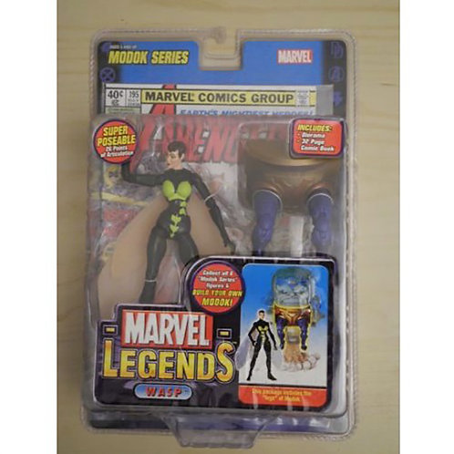 Marvel Legends Wasp Modok Series