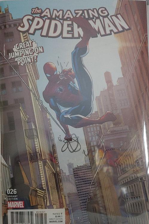 Amazing Spider-man vol. 4 #26- var.