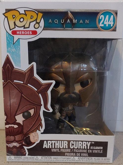 Arthur Curry -- Aquaman Pop