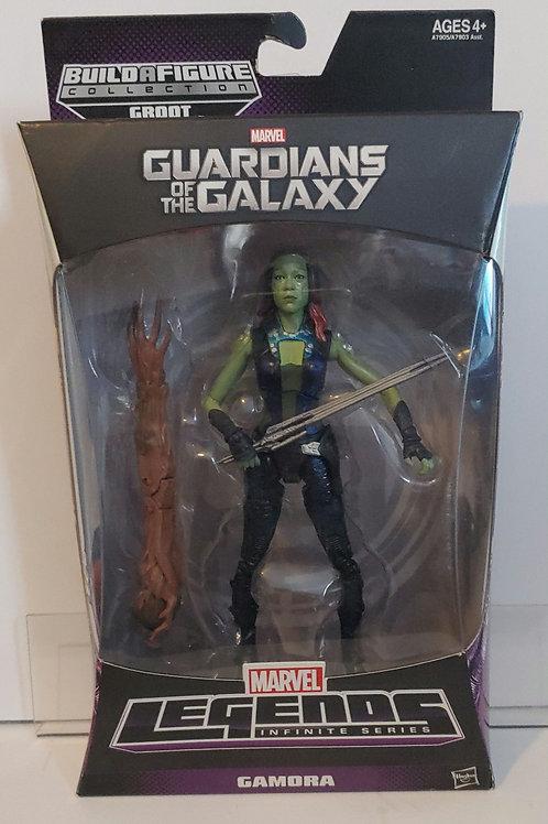 Marvel Legends GOTG Gamora