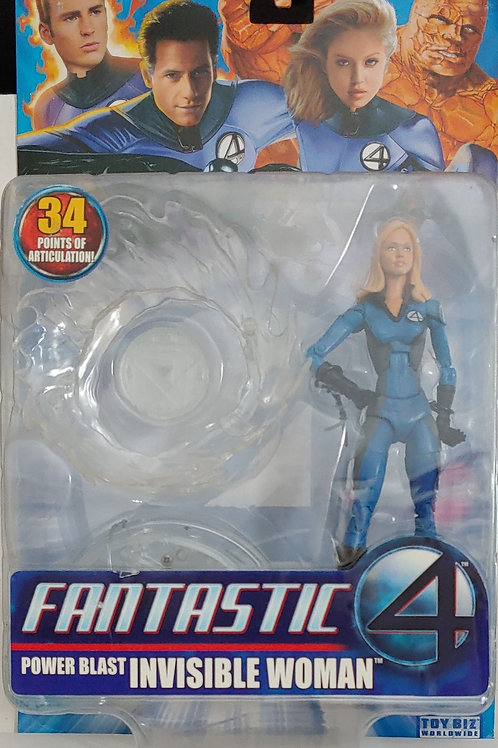 Fantastic Four Invisible Woman