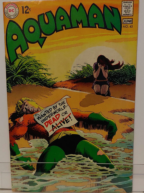 Aquaman #45  VF or better!