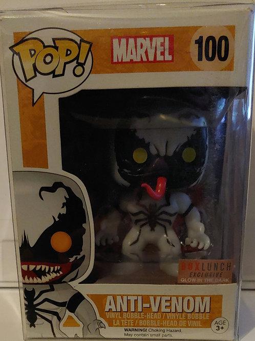 Funko Box Lunch exclusive GITD Anti- Venom