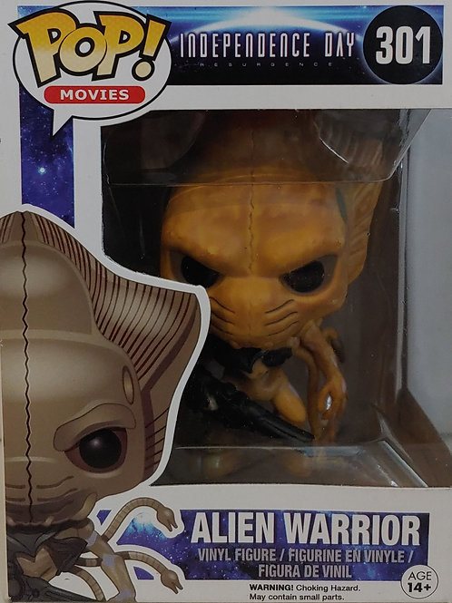 Independence Day 2 Alien Warrior
