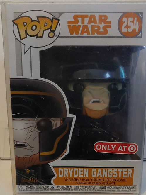 Funko Star Wars Dryden Gangster exclusive