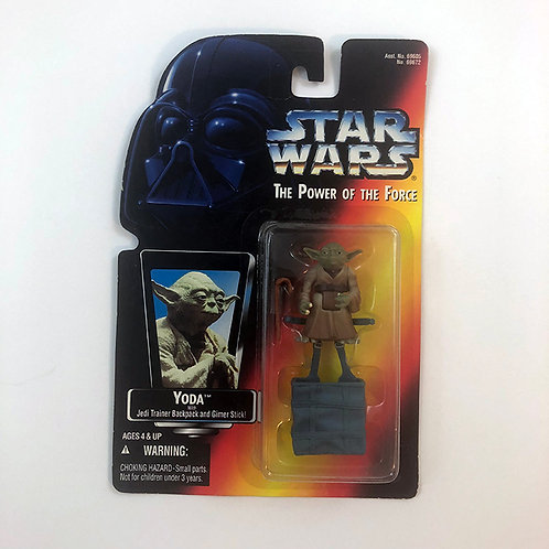 Star Wars The Power of the Force Yoda