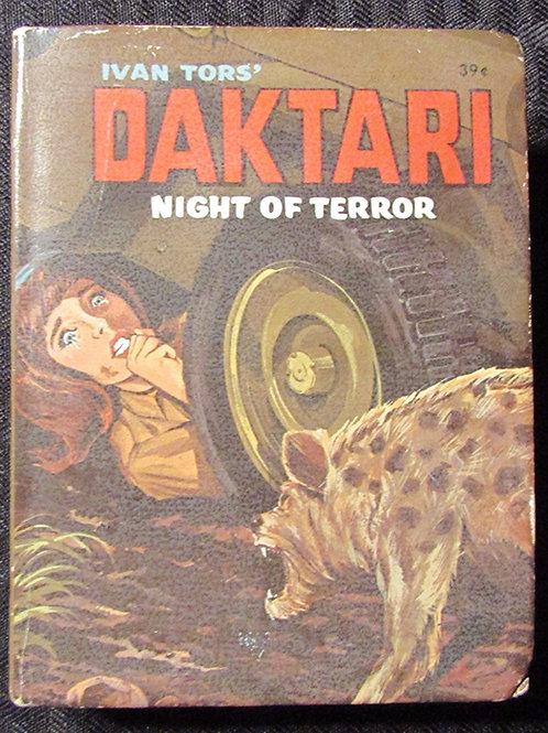 Daktari Night of Terror Book