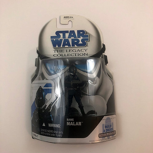 Star Wars The Legacy Collection Bane Malar