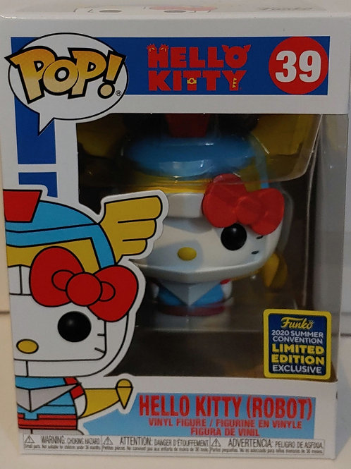SDCC shared exclusive Hello Kitty Robot