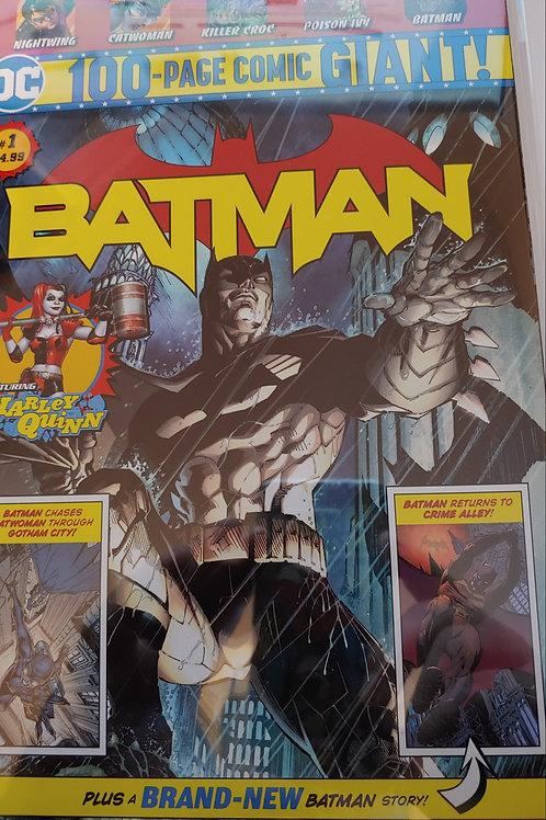 Batman #1 Wal-Mart Exclusive