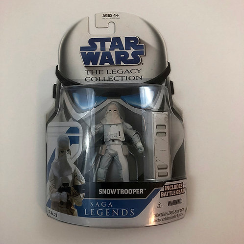 Star Wars The Legacy Collection Saga Legends Snowtrooper
