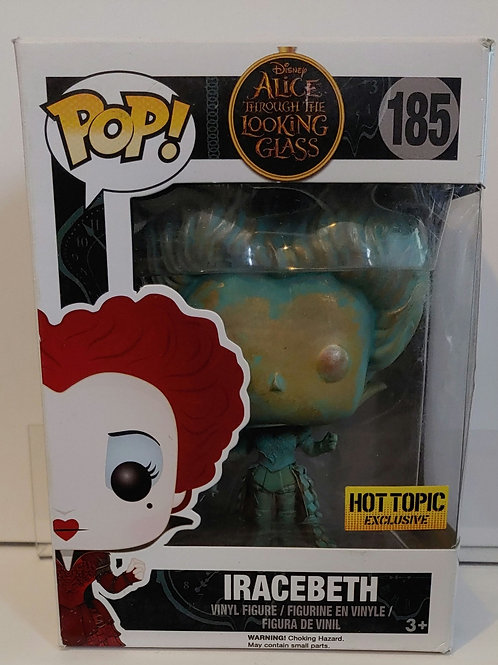 Alice TTLG Iracebeth--Hot Topic exclusive