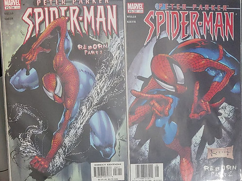 Peter Parker Spider-man #'s 56-57