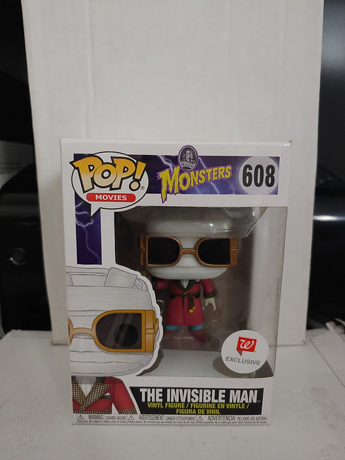 Invisible Man exclusive Pop
