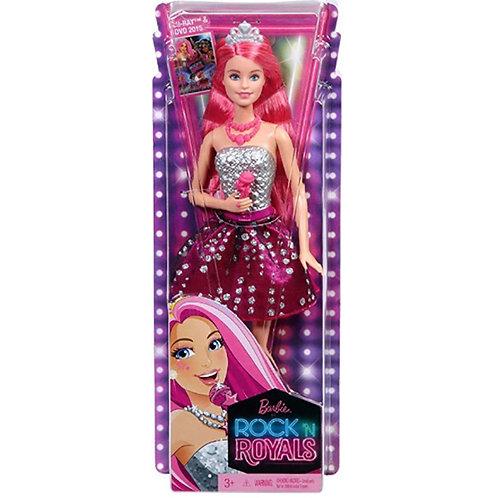 Barbie Rock 'N Royals Princess Courtney Doll