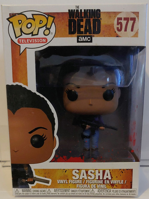 The Walking Dead - Sasha