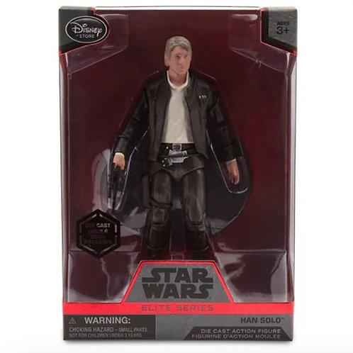 Disney Store Star Wars Elite Series Han Solo