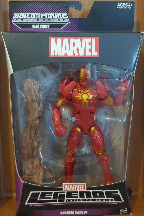 Marvel Legends GOTG Iron Man