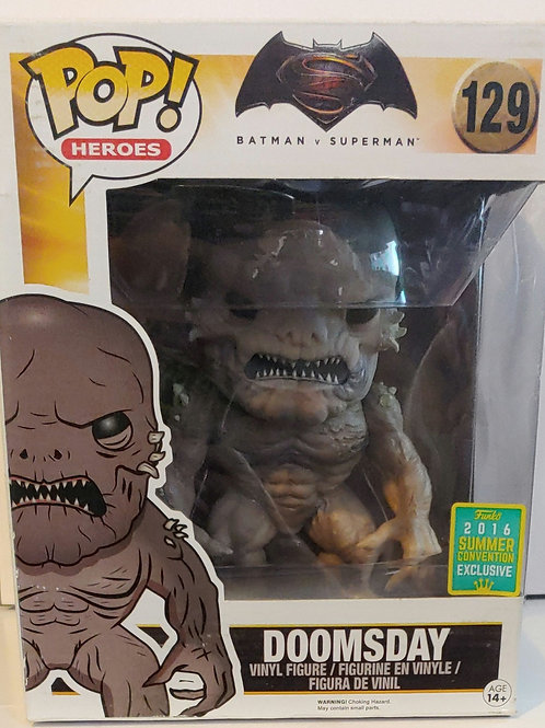 Batman vs. Superman Doomsday-- shared convention exclusive