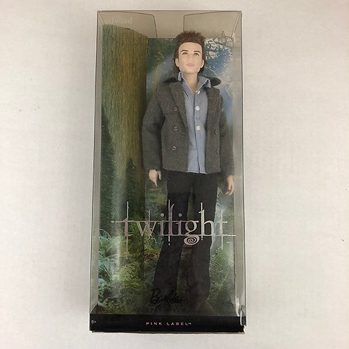 Twilight Barbie Collector Edward