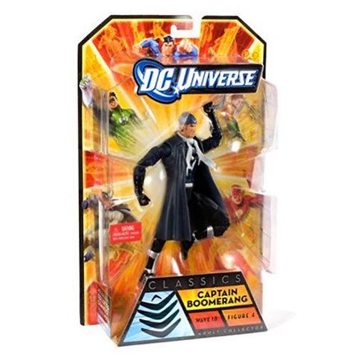 DC Universe Classics Captain Boomerang