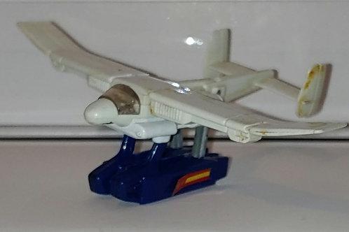 Gobots 1983 Water Walk Sea Plane