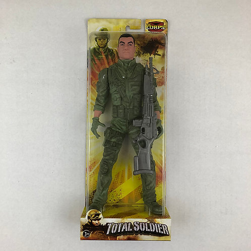 The Corps Total Soldier Captain Outback