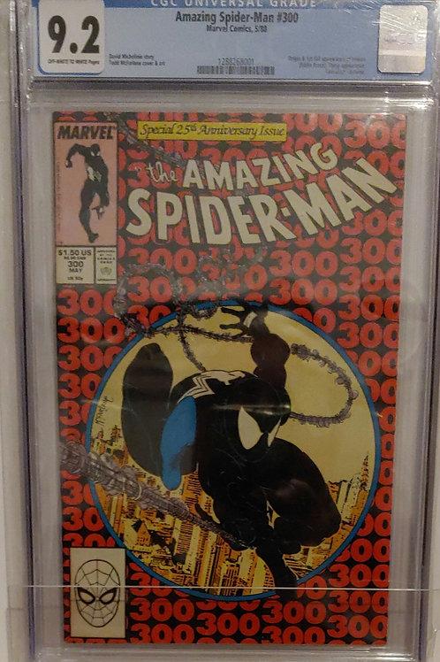 Amazing Spider-man #300--1st Venom!