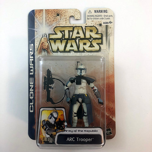 Star Wars Clone Wars Army of the Republic ARC Trooper
