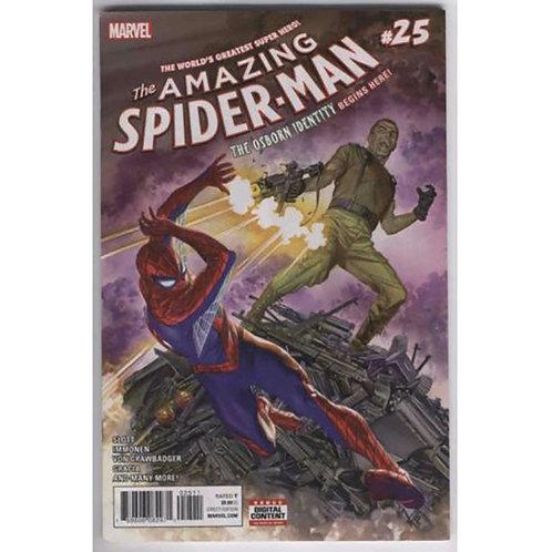 The Amazing Spider-Man Vol. 4 #25