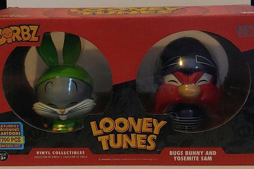 Funko SDCC 2017 exclusive Looney Toons Dorbz