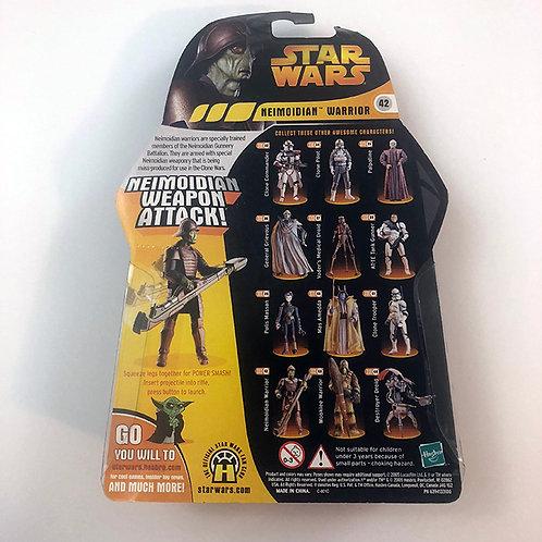 Star Wars Revenge of the Sith Neimoidian Warrior