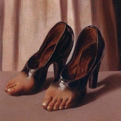 René Magritte, 1947