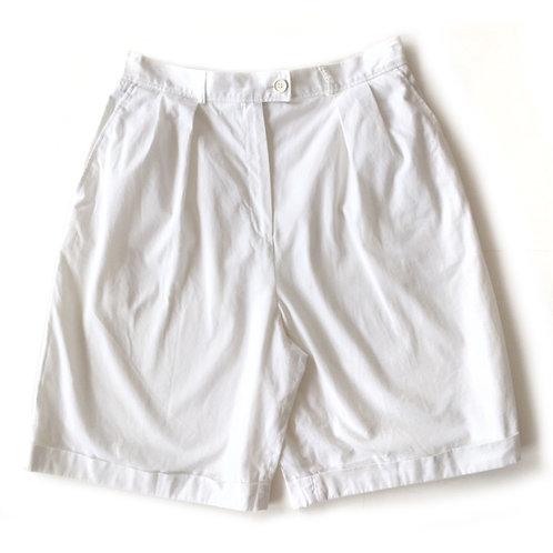 Bermuda blanc Yves Saint Laurent Variation