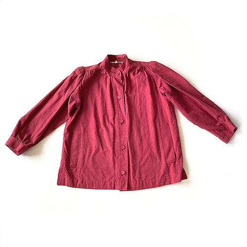 Veste en coton Saint Laurent Rive Gauche (partie d'un ensemble jupe)