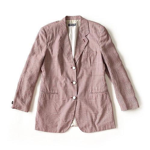 Veste en soie Giorgio Armani (partie d'un costume trois pièces)
